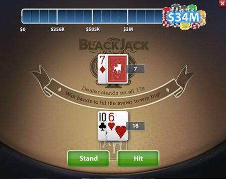 blackjack tables tips